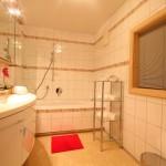 Badezimmer Ferienwohnung Weinberg